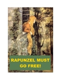 Rapunzel Must Go Free - Readers Theater for Kids