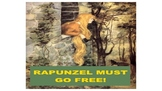 Rapunzel Must Go Free - Readers Theater PowerPoint for Kids