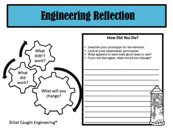 STEM and Rapunzel: Engineer an Elevator!