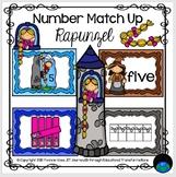 Rapunzel Number Match Up