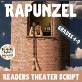 Rapunzel Readers Theater Script - Grimm Brothers Fairy Tale