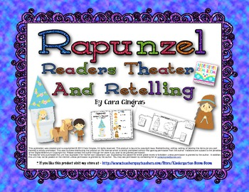 Rapunzel Readers Theater and Retelling