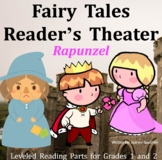 Rapunzel: Readers' Theater for Grades 1 and 2