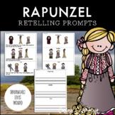 Rapunzel Retelling Fairy Tale Prompts Differentiated