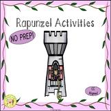 Rapunzel Activities