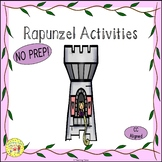 Rapunzel Activities