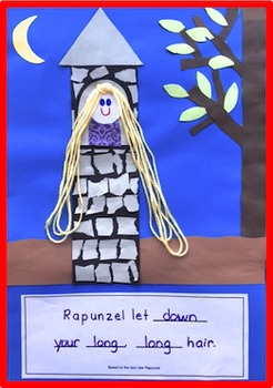 Rapunzel a One and Done Project