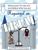 Rapunzel on Trial: Fairytales on Trial Fractured Fairytales and Point of View