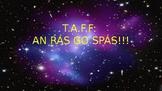 Rás go Spás Race to Space i nGaeilge