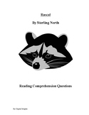 Rascal Comprehension Questions and Vocabulary