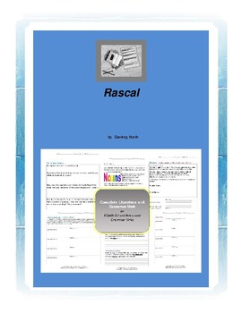 Rascal Complete Literature and Grammar Unit