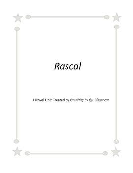 Rascal Novel Unit Plus Grammar
