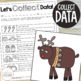 Rascally Reindeer:  A GLYPH & GRAPH Math Activity for Christmas