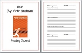 Rash by Pete Hautman Novel Unit