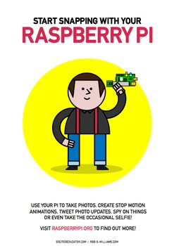 Raspberry Pi Poster Collection