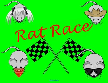 Rat Race SmartBoard Review Game