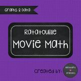 Ratatouille Movie Math Questions Graphs Data