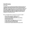 Ratatouille Questions