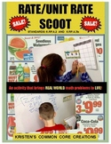Rate Unit Rate Shopping Scoot 6th Engage NY Eureka Math Module 1 Topic C