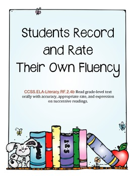 Rate Your Fluency