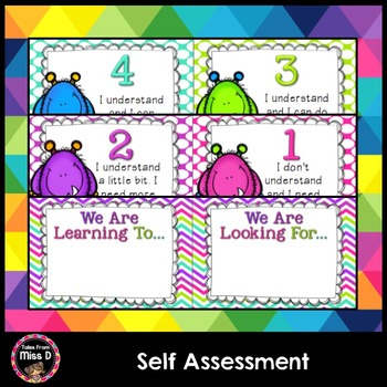 Visible Learning - Self Assessment