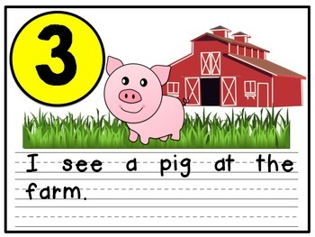 Rate Your Writing - Writing Rubric Posters for Primary Grades