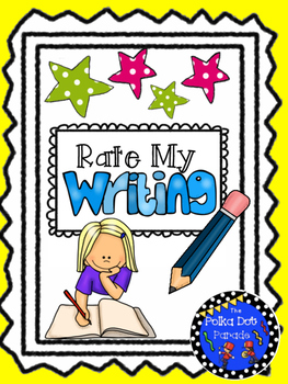 Rate and Score My Writing Example/Visual Rubric