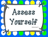 Rate or Assess Yourself