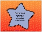 Rate your Writing Charts