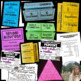 Rates, Proportions, and Percent (7th Grade Foldable & Activity Bundle)