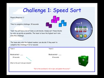 Rates Relay (Math SMART Board Activity for grades 6-8)