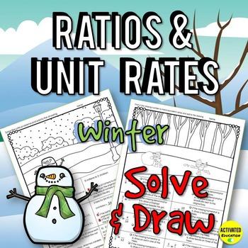 Ratios and Unit Rates