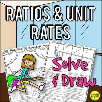 Ratios & Unit Rates Review Activity