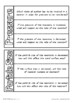 Rates of Reaction Interactive Notebook Foldables, Middle School Chemistry
