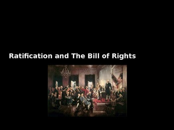 Ratification and the Bill of Rights