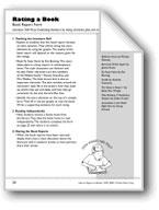 Rating a Book (Book Report)