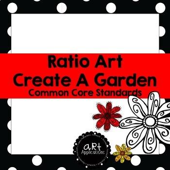 Ratio Art - Garden Patch