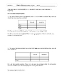 Ratio Boxes Guided Notes & Worksheet (Ratio and proportion