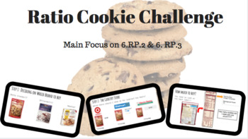 Ratio Cookie Challenge Lesson