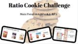 Ratio Cookie Challenge Lesson
