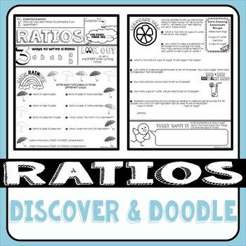 Ratio Doodle Notes