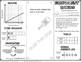 Ratio Equivalent Ratios, Unit Rates, Percent Part Whole Math Notebook