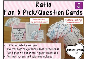 Ratio (Fan and Pick Cooperative Learning)