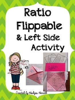 Ratio Flippable & Left Side Activity