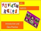 Ratio Intro & Practice