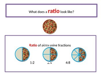 Ratio: Introduction, Comparing: Ratios