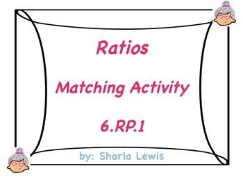 Ratio Matching Activity