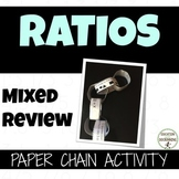 Ratio Mixed Review Paper Chain Activity on Ratio