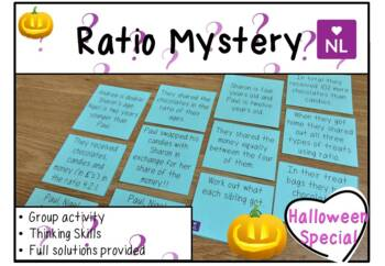 Ratio (Mystery Halloween Special)