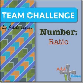 Ratio (Number: TEAM CHALLENGE task cards)